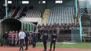 Kocaelispor Maçında  Şaşırtan olay