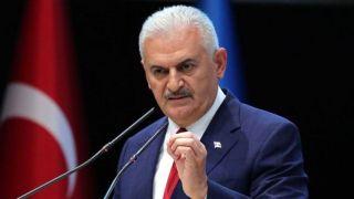 Başbakan Açıkladı;  TSK havadan harekata başlamıştır