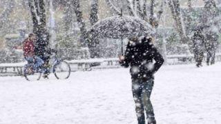 Kış Bitti Diyenlere Kar Müjdesi