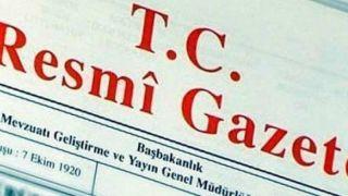 Seçim kararı Resmi Gazete'de.